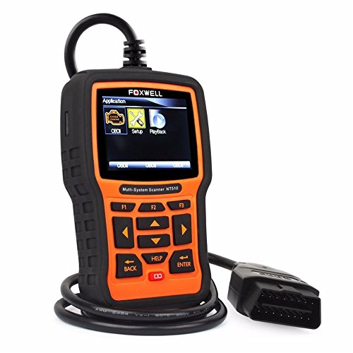 Foxwell Diagnostic Reader Scanner Service