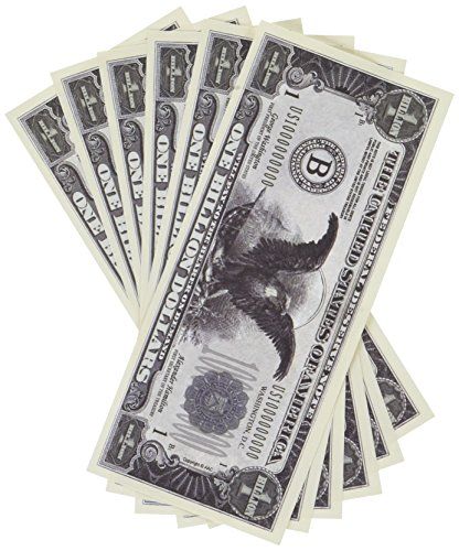 American Art Classics Set of 100 Bills-Classic Billion Dollar Bill