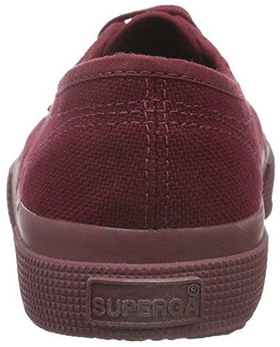 Unisex 2750 Rosso Sneakers Classic Cotu F52 Adulto Superga S000010 xawqXn7d