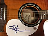 Toby Keith Autographed Fender Sonoran Acoustic
