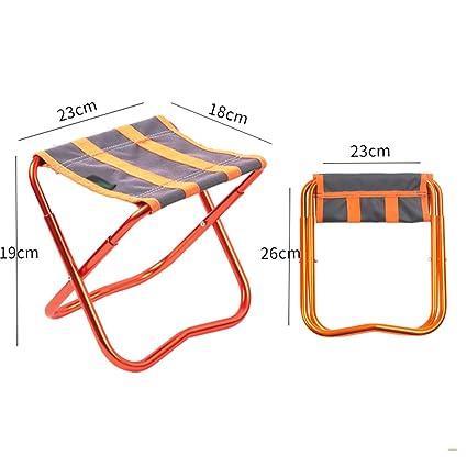 Amazon com: ZHAOYONGLI-stools Footstool Outdoor Fishing