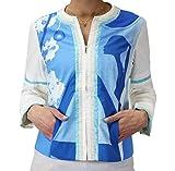 Custo Barcelona Women's Bianca Dreaming Jacket 4 Light Blue