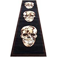 Skull Runner Rug 32 In. X 10 Ft. # 134