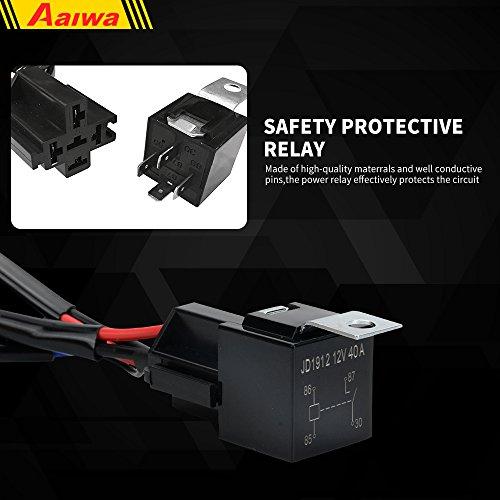 AAIWA-LED-Lights-Bar-LED-Work-Lights-LED-Pods-Driving-Fog-Lights-for-Off-Road-Truck-Car-ATV-SUV-Jeep-Boat-Light