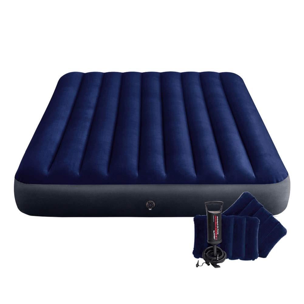 Intex 64756 - Cama de aire individual Dura-Beam Classic Downy, 76 x 191 x 25 cm: Amazon.es: Deportes y aire libre