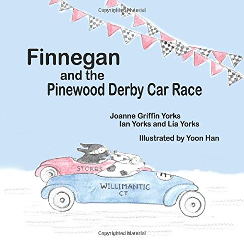 Read Online Finnegan and the Pinewood Derby Car Race pdf epub