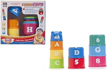 Cosas 715067 - Caja 20X20 Cm - 8 Conos Encajes Plástico: Amazon.es ...