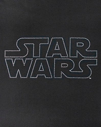 Star Wars Logo Women's Diamante T-Shirt