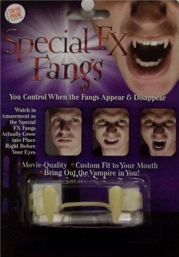 NEW! Retractable Vampire Fangs ()