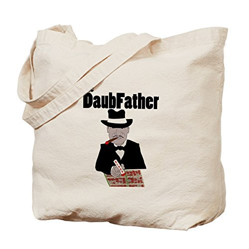 The Daubfather Bingo Canvas Tote Bag Reusable Ecofriendly Shopping Bag Washable Tote Bags for Women