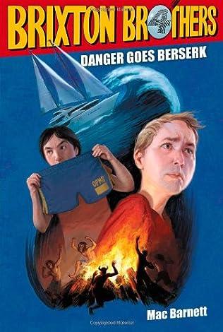 book cover of Danger Goes Berserk