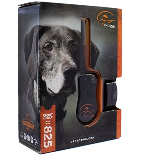 SportDOG- SD-825 - SportHunter Long Distance Hunting Dog Waterproof Shock Training Collar (10 Best Hunting Dogs)