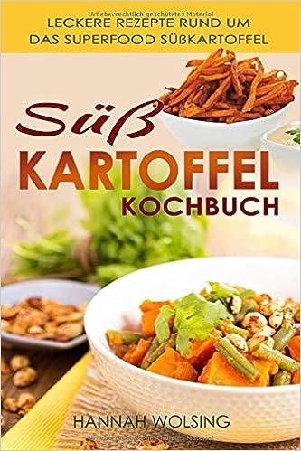 Süßkartoffel Kochbuch