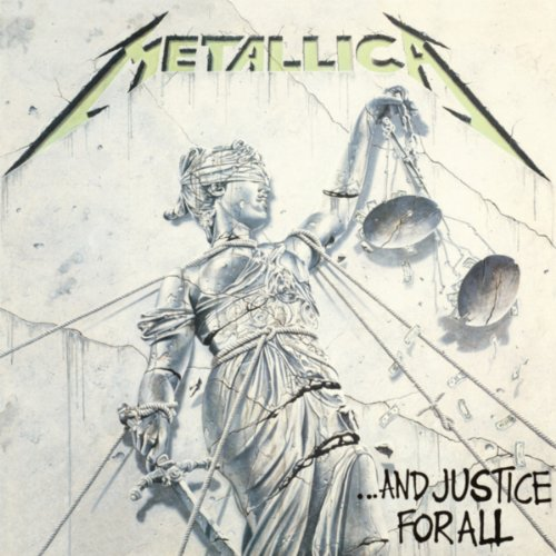 Justice All Metallica product image