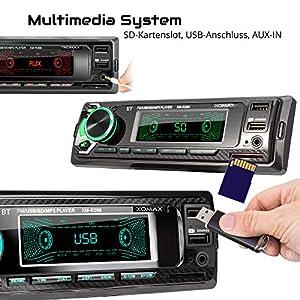 51hcqqRB3VL. SS300  - XOMAX-Car-Radio-1-DIN