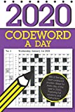 Welcome to this fantastic book of 366 codeword puzzles, one for every day of the year in 2030. If you are looking for a Christmas gift for a puzzle fan, look no further than this collection of brand new crossword style puzzles, for a brand new year! ...