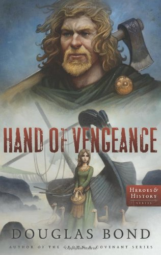 book cover of Hand of Vengeance