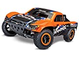 Nitro Slash: 1 10-Scale Nitro-Powered 2WD Short Course Racing Truck with TQi Traxxas Link Enabled 2.4GHz Radio System and Traxxas Stability Management (TSM)