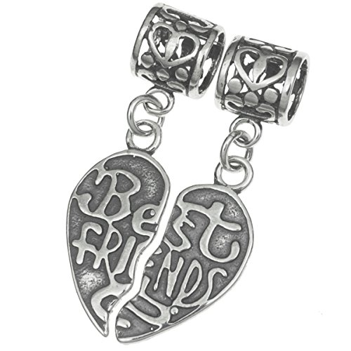 Best Nana Heart Charm - 7