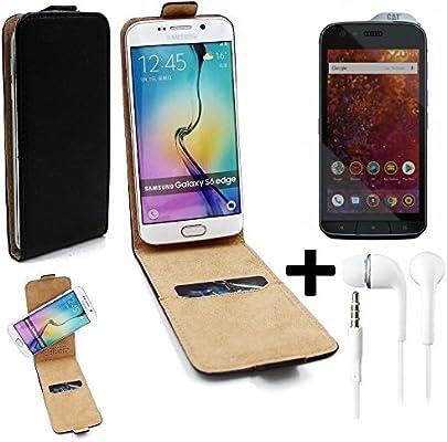 K-S-Trade Top Set: Caso Smartphone para Caterpillar Cat S61 ...