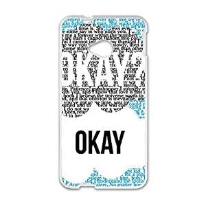 Okay The Fault In Our Stars Phone Case for HTC M7