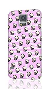 Chibi Kotomi Ichinose pattern Custom Protective 3d Rough Case Cover - Hard Plastic 3D Case - For Samsung Galaxy S5 i9600