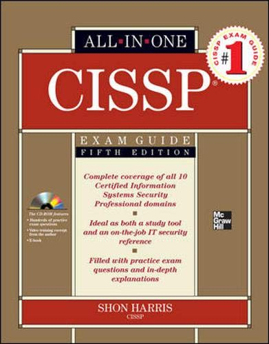 CISSP All-in-One Exam Guide, Fifth Edition (Physical Access Control Best Practices)