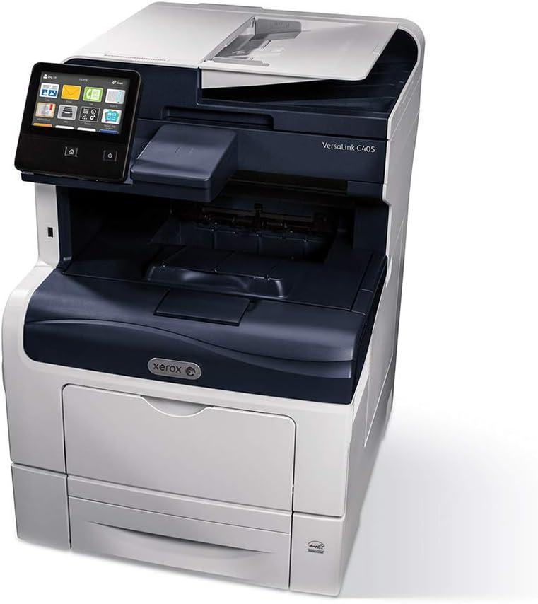 Xerox VersaLink C405/DN Color MultiFunction Printer, Amazon Dash Replenishment Enabled