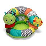 Infantino Prop-A-Pillar Tummy Time & Seated Support Development Toys