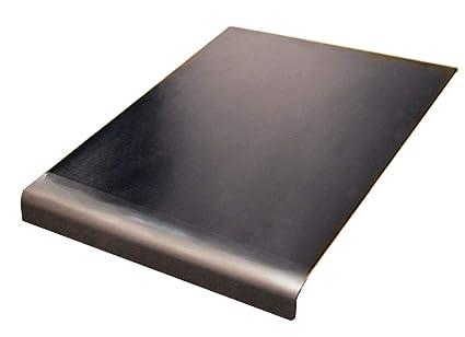 Piano di lavoro in acciaio inox per tagliare, Piatto o rotondo ...