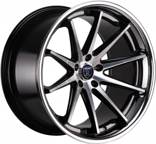 Rohana RC10 20x9 & 20x10 Concave Staggered Rims Wheels (20 Inch Staggered Rims)