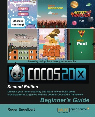 Cocos2d-x by Example: Beginner's Guide - Second Edition by Packt Publishing - ebooks Account