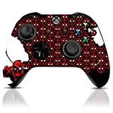 Brand New Exclusive Custom Xbox One Controllers by DreamController Comes with 31 COOL Custom Design Perfect for Xbox One gamer (Dead Pool)
