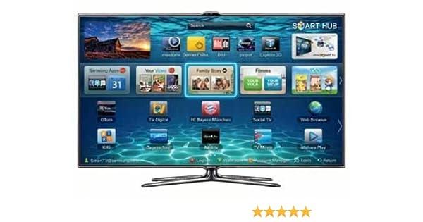 SAMSUNG UE-46ES7090SXZG - Televisor con Pantalla Plana de 116 cm (46 Pulgadas): Amazon.es: Electrónica