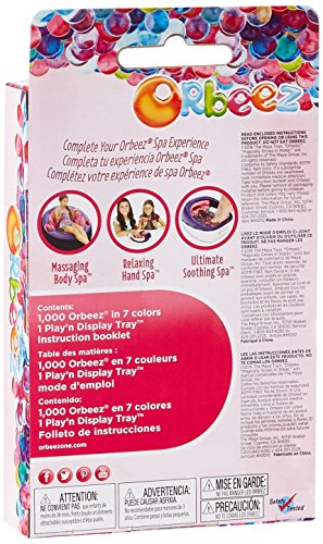 Orbeez Color Pack Refill Kit - 7 Colors - Includes 1,000