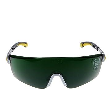 GYFDA Soldadura a gas soldadura soldador soldadura Gafas antireflejo de splash UV gafas: Amazon.es: Deportes y aire libre