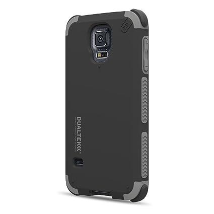 Amazon.com: dualtek – Carcasa para Samsung Galaxy S5, Negro ...