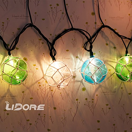 Outdoor Beach String Lights - 9