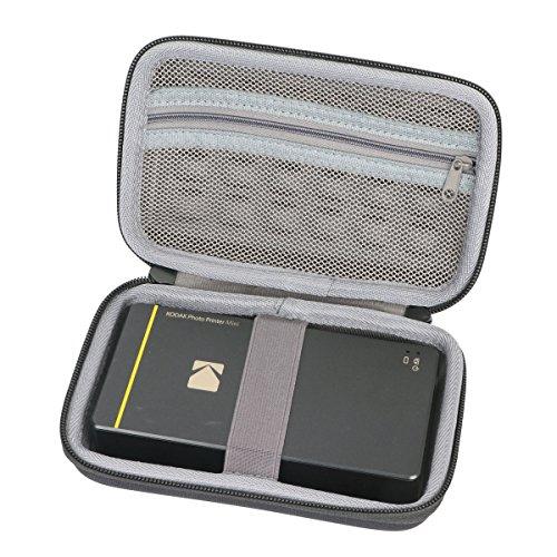 Hard Travel Case for Kodak Mini/Mini 2 HD/Mini Shot Wireless Mobile Instant Photo Printer by co2CREA
