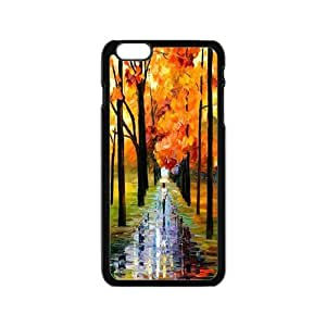 Autumn forest scenery oil painting Phone Case for iPhone 6