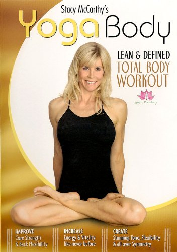 Amazon Yoga Body Lean Defined Total Workout Stacy McCarthy Movies TV