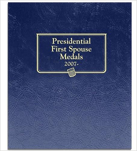 Download Whitman First Spouse Medal Album PDF