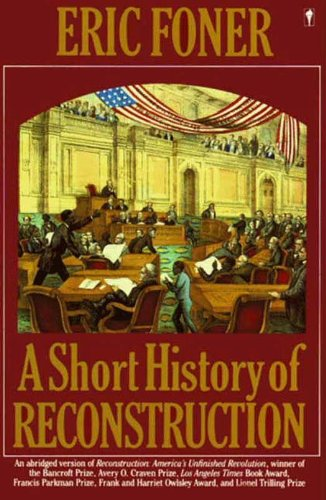 A Short History of Reconstruction cover