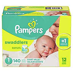 Pampers Cruisers 360˚ FIT is our best fitting diaper for your active baby