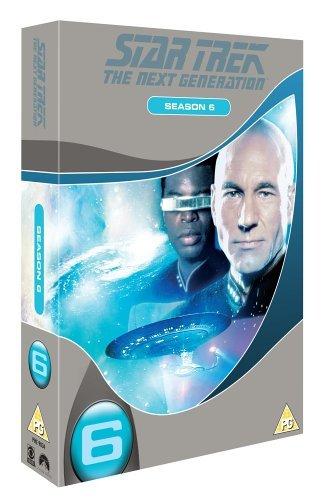 Star Trek The Next Generation - Season 6 Slimline Edition DVD by ...