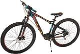 Bicicleta Mercurio Ranger PRO R29 con suspensión, para Hombre