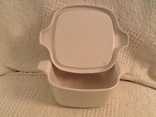vintage-corningware-winter-frost-white-700ml-casserole-dish-with-plastic-lid