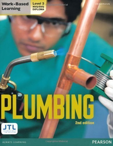 Level 3 NVQ/SVQ Plumbing Candidate Handbook (Plumbing NVQ 2010 Level 3) 1st (first) Edition by JTL, JTL Training published by Heinemann (2012)
