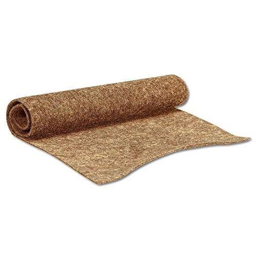 Terrarium Liner Reptile Cage Mat Carpet, 40/50-Gallon Size Tanks, (Terrarium Carpet Liners)