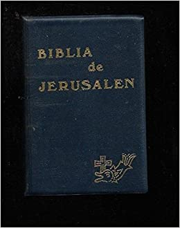 Biblia de Jerusalen - Nueva Edicion Revisada C/Estuche ...